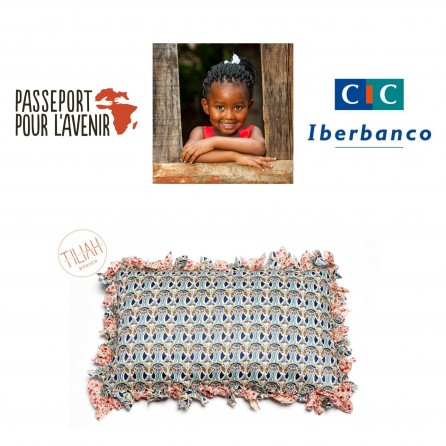 TILIAH DESIGN_ASSOCIATION_PASSEPORT_POUR_LAVENIR_DON _CIC_COUSSIN_TOMBOLA